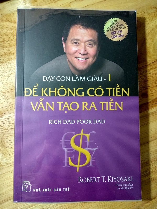 dạy con làm giàu