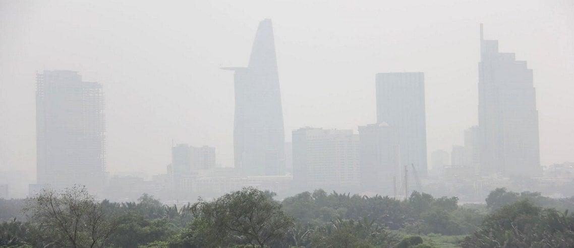 Sài Gòn ô nhiễm quá!