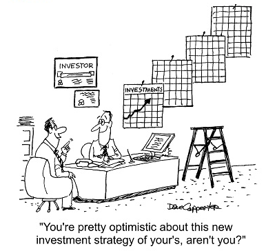 Niềm tin trong đầu tư